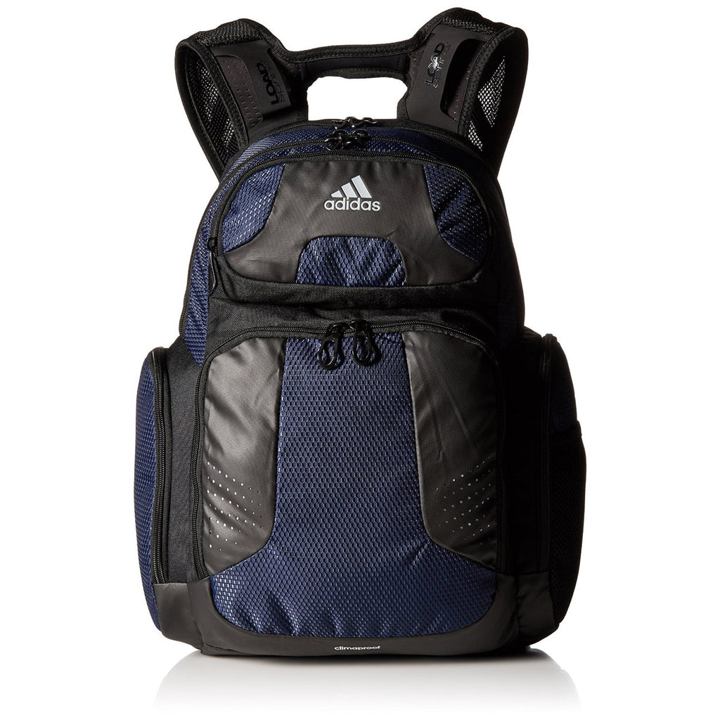 5c9ec809f10a ... new style 1fa12 b85c8 adidas Navy Climacool Team Strength Backpack ...