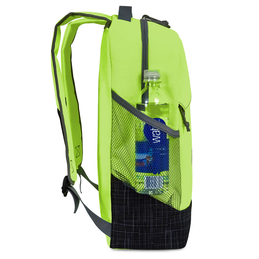 Gemline Electric Lemon Taurus Backpack
