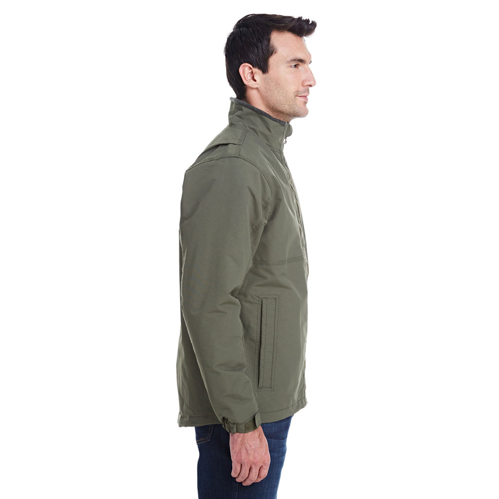 Dri Duck Men's Fatigue Navigator Jacket