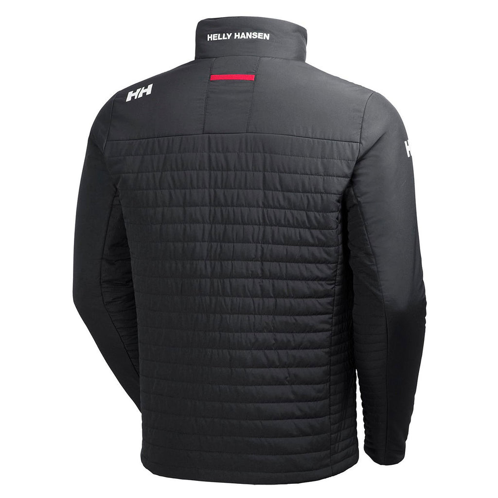 Helly Hansen Men's Ebony Crew Insulator Jacket