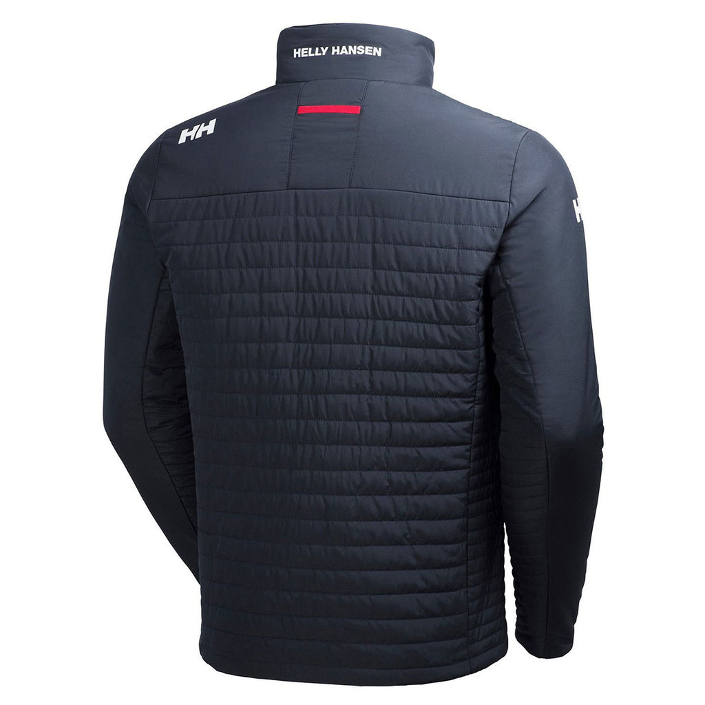 Helly Hansen Men's Navy Crew Insulator Jacket