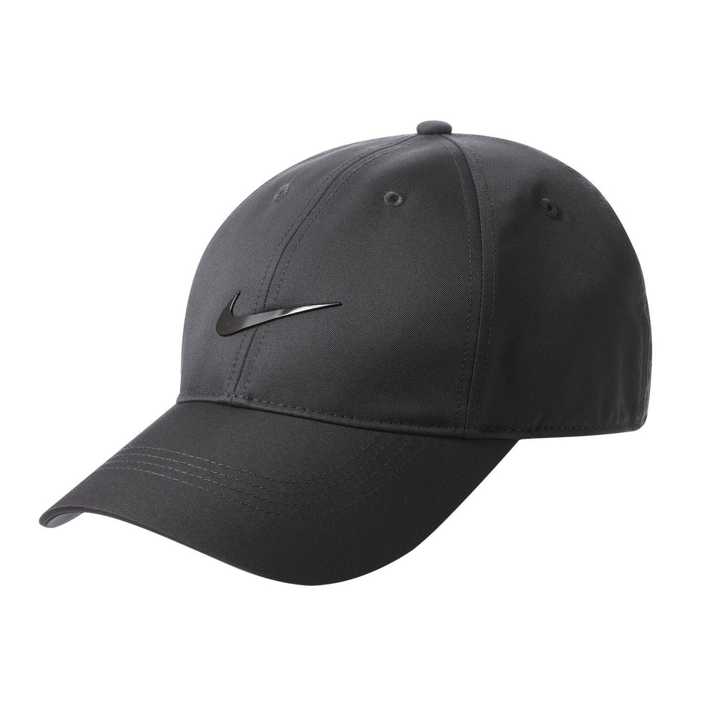 Nike Golf Charcoal Grey Dri-FIT Swoosh Front Cap d3f7ea292ce