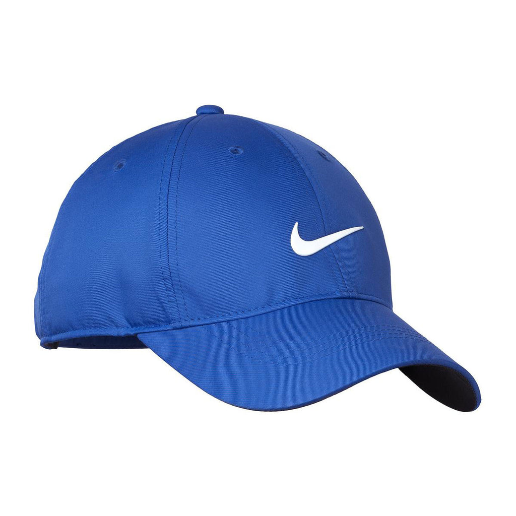 Nike Royal Blue Dri-FIT Swoosh Front Cap