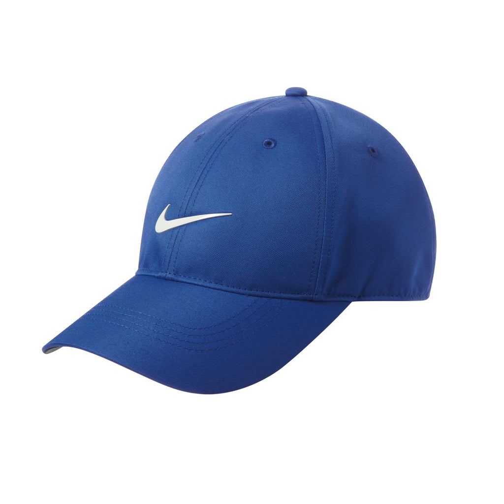 0e00b5182b4d Nike Golf Royal Blue Dri-FIT Swoosh Front Cap