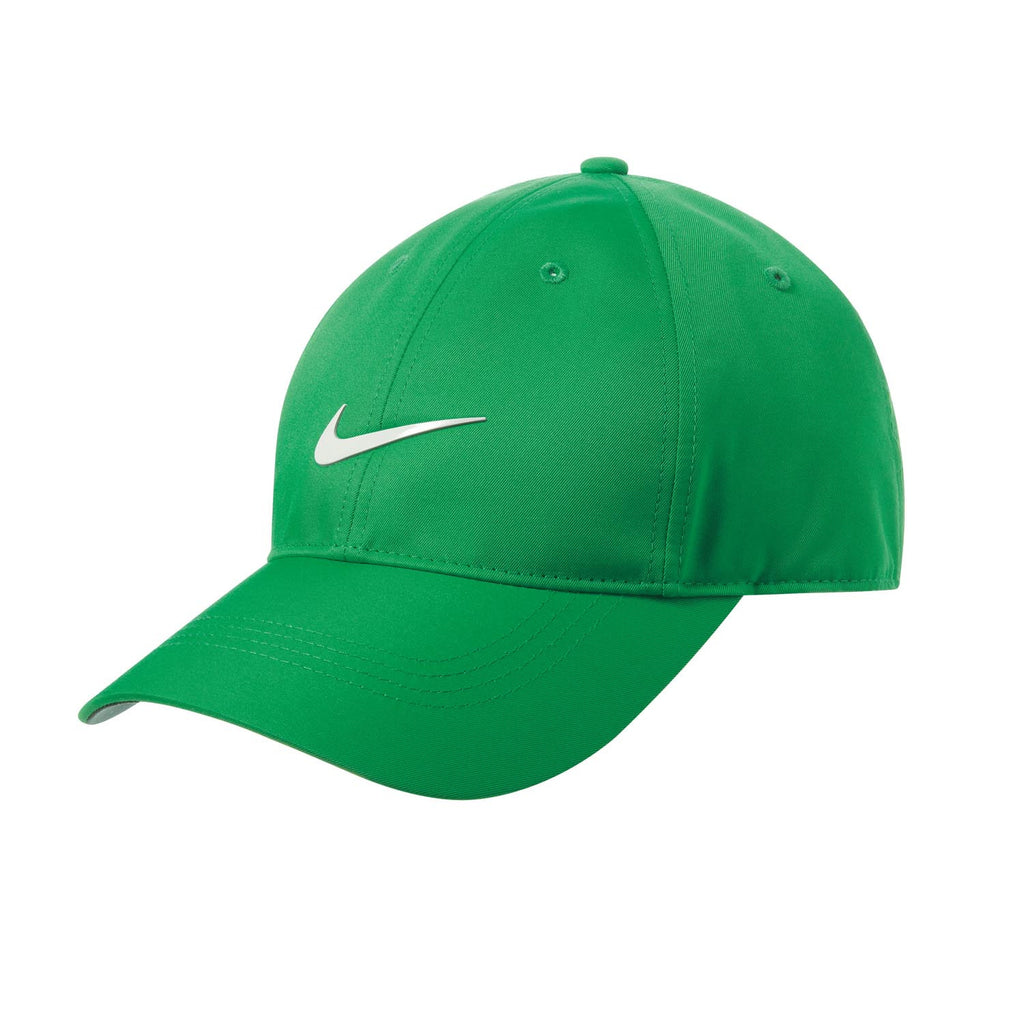 Nike Golf Green Dri-FIT Swoosh Front Cap 8df25f14536e