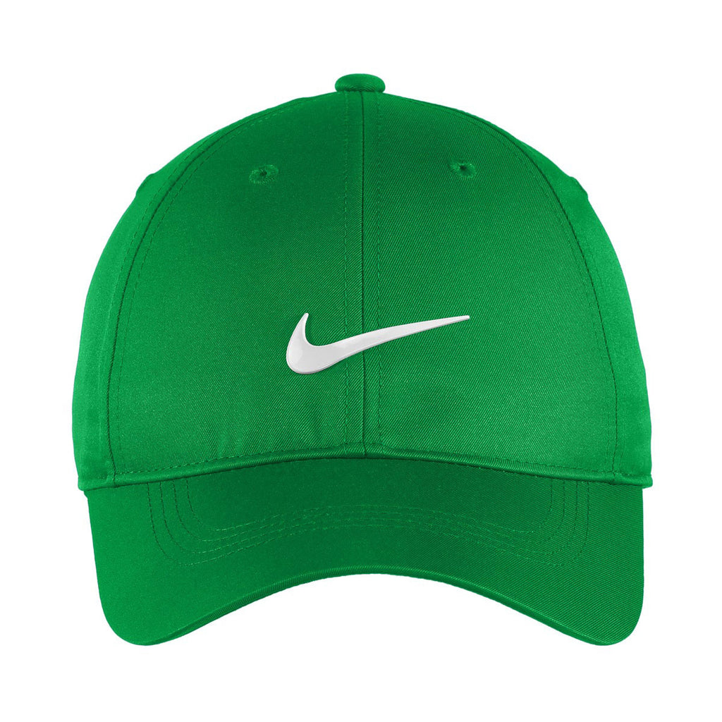 Nike Golf Green Dri-FIT Swoosh Front Cap 95b5e09919b