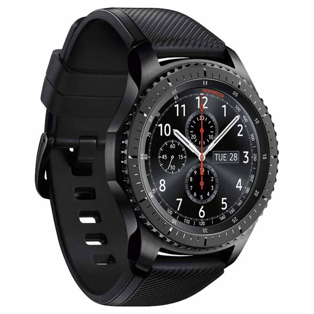 Samsung Dark Grey Gear S3 Frontier Smartwatch