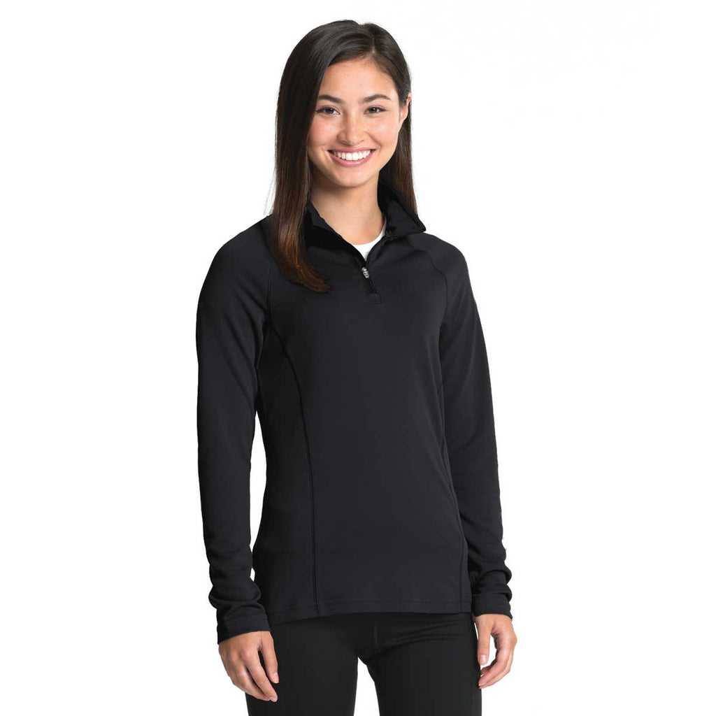 Charles River Women's Black Fusion Pullover