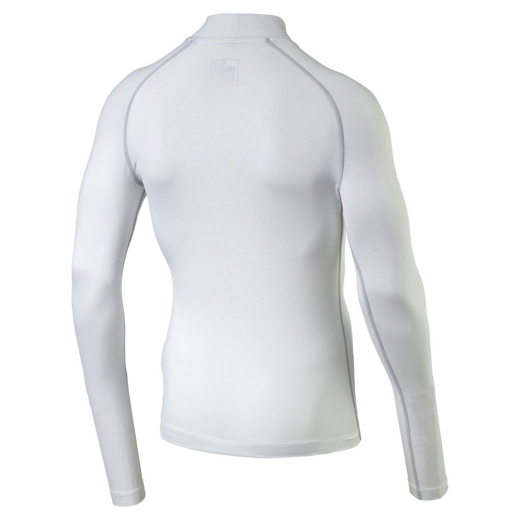 Puma Golf Men's Bright White Mockneck Baselayer