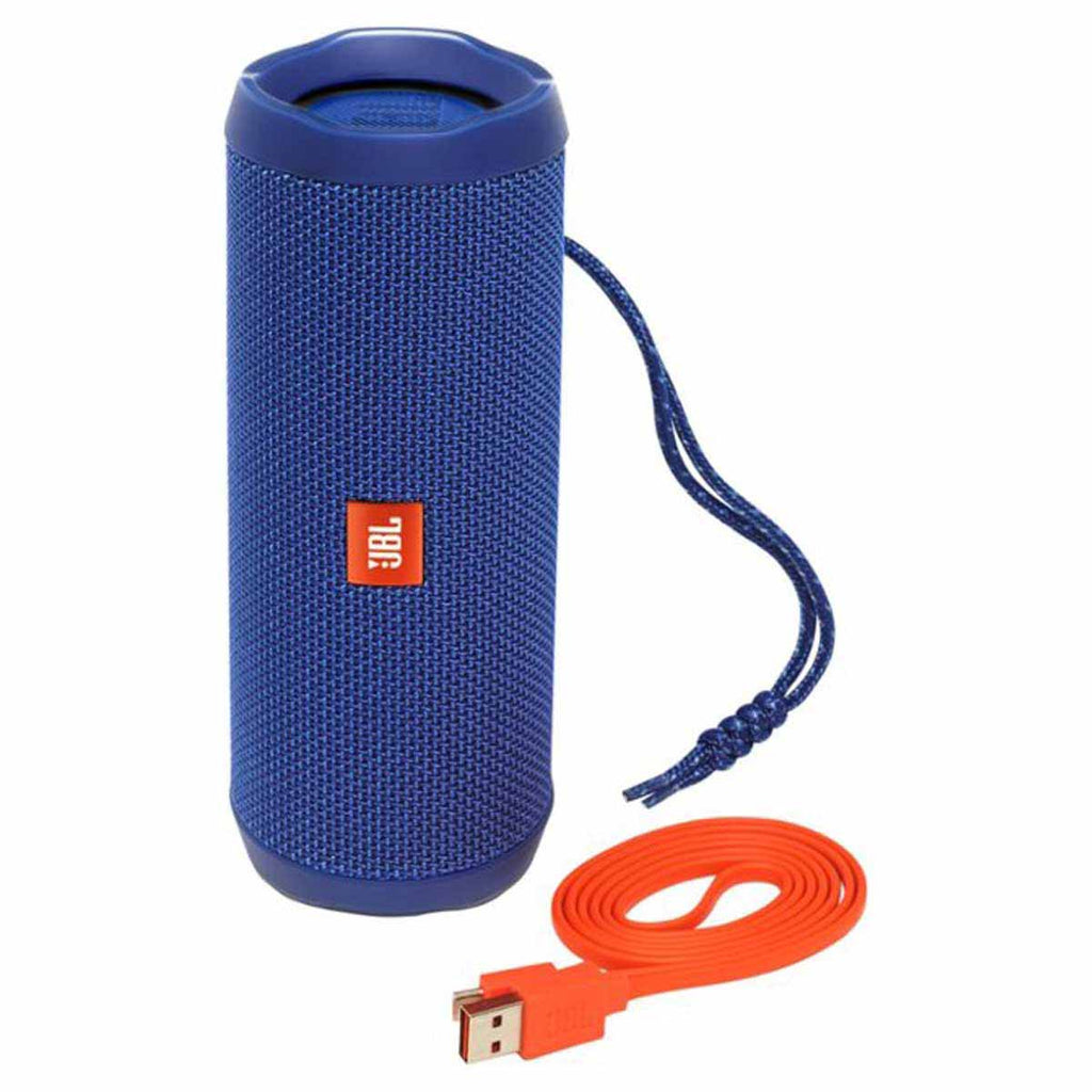 JBL Blue Flip 4 Portable Bluetooth Speaker