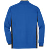 Nike Men's Royal Blue Dri-FIT L/S Quarter Zip Shirt