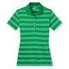 nike-womens-green-stripe-polo