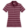 nike-womens-burgundy-stripe-polo