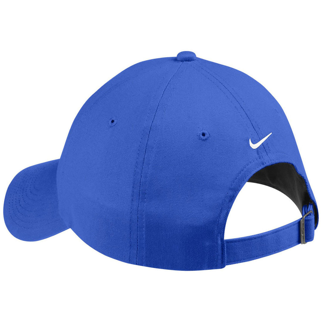 Nike Game Royal Unstructured Twill Cap