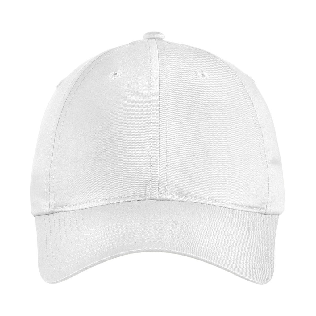 Nike True White Unstructured Twill Cap