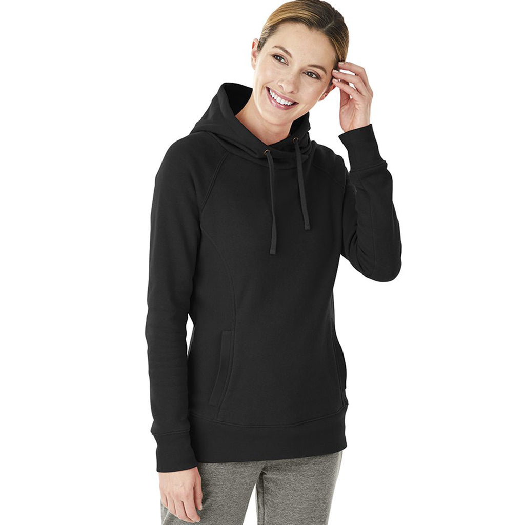 Charles River Women's Black Hometown Hoodie