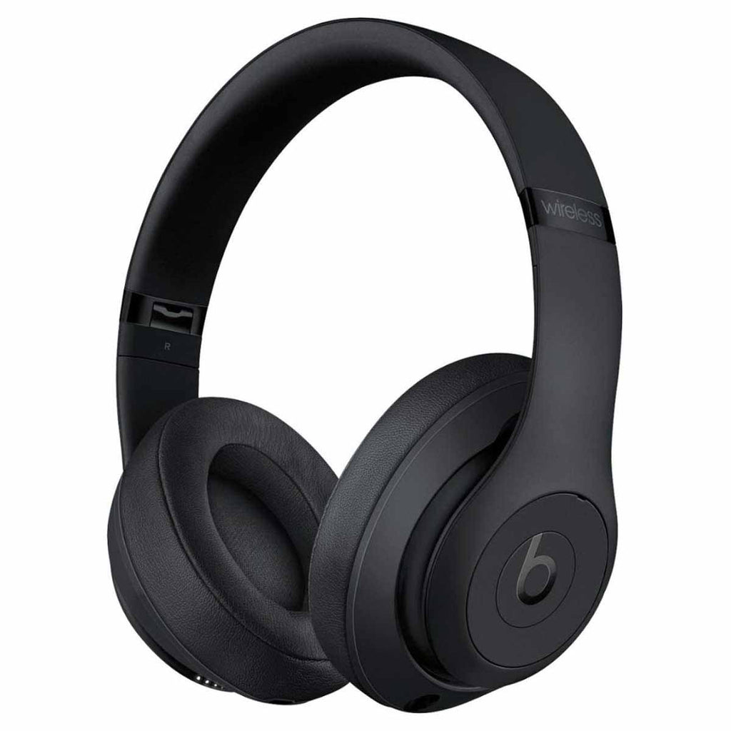 Beats by Dr. Dre - Matte Black Beats Studio Wireless Headphones