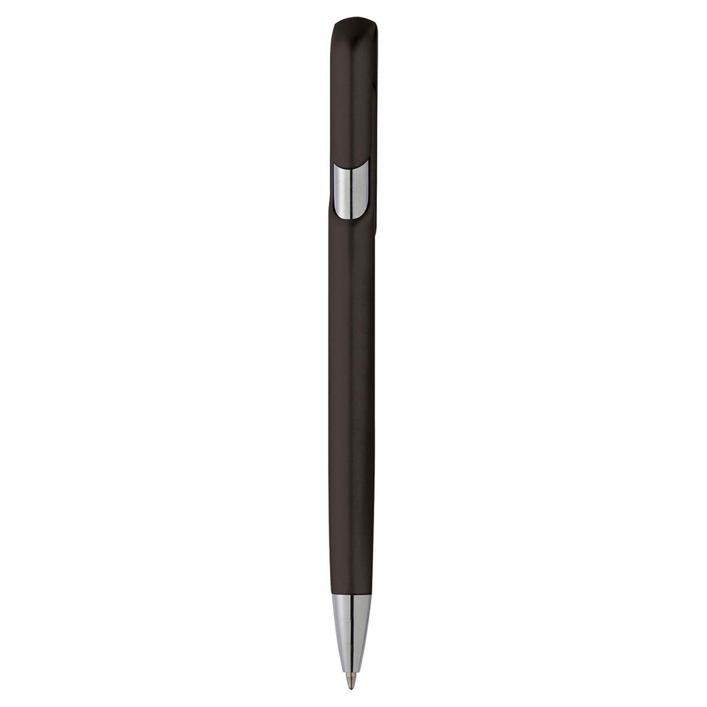 Scripto Black Swoop Ballpoint Pen