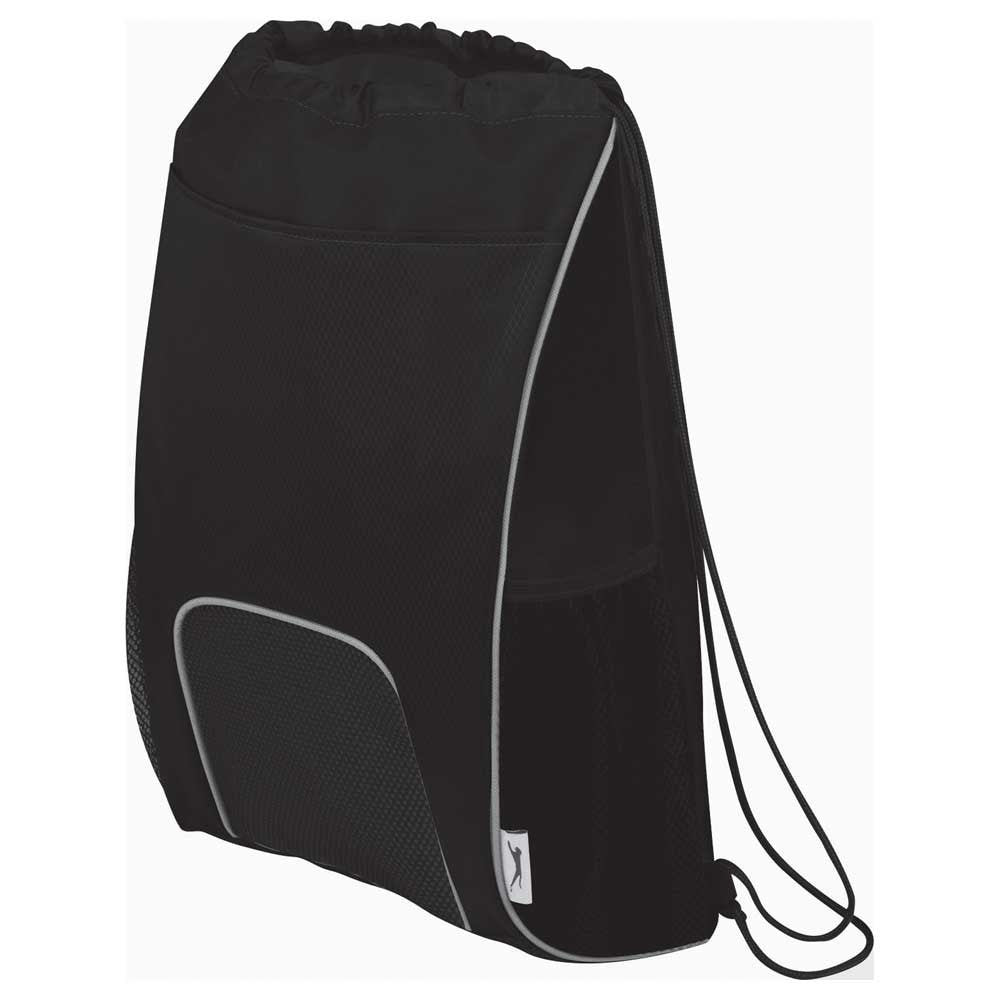 Slazenger Black Competition Drawstring Sportspack