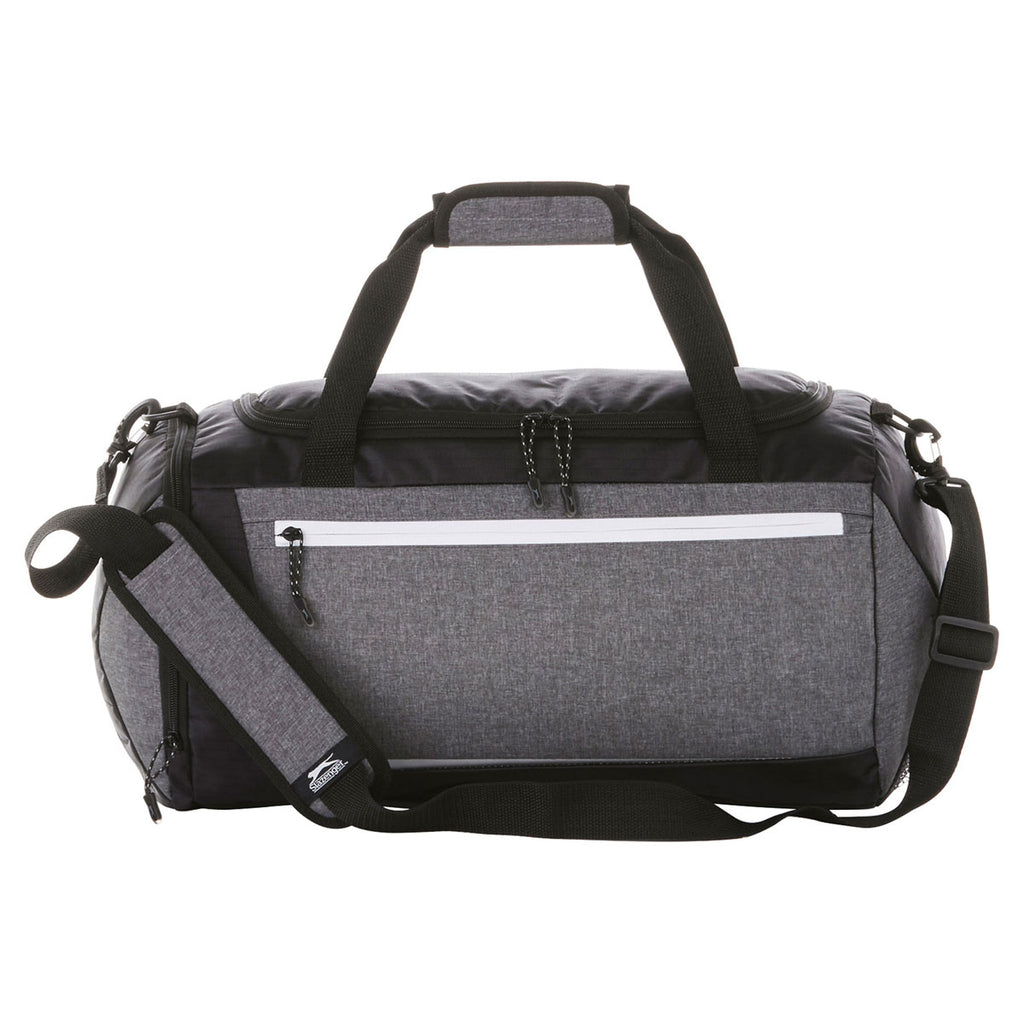 "Slazenger Graphite 20"" Gym Yoga Duffel Bag"