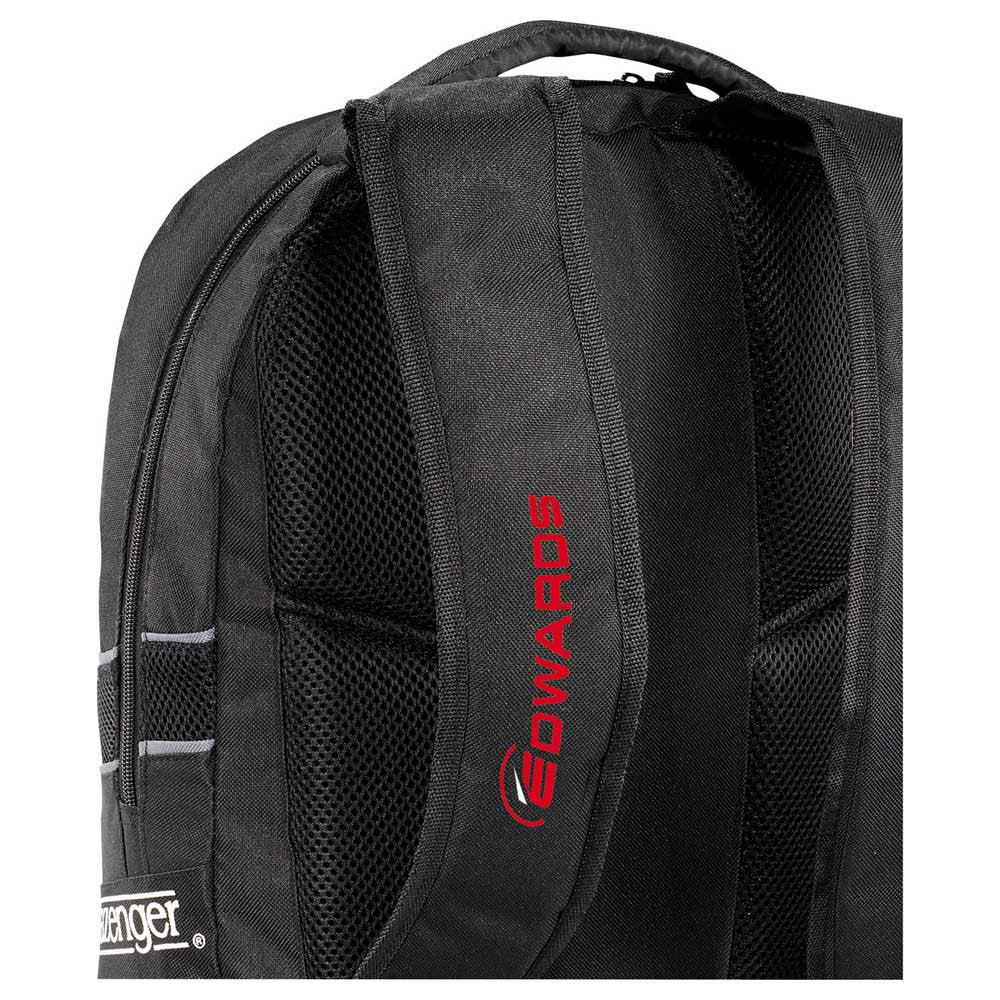 "Slazenger Black Competition 15"" Computer Backpack"