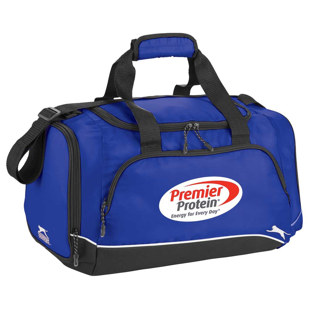 Slazenger Royal Blue Dash Duffel Bag