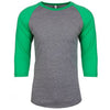 6051-next-level-green-raglen-tee