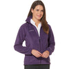 Columbia Women's Quill Benton Springs Full-Zip Fleece Jacket