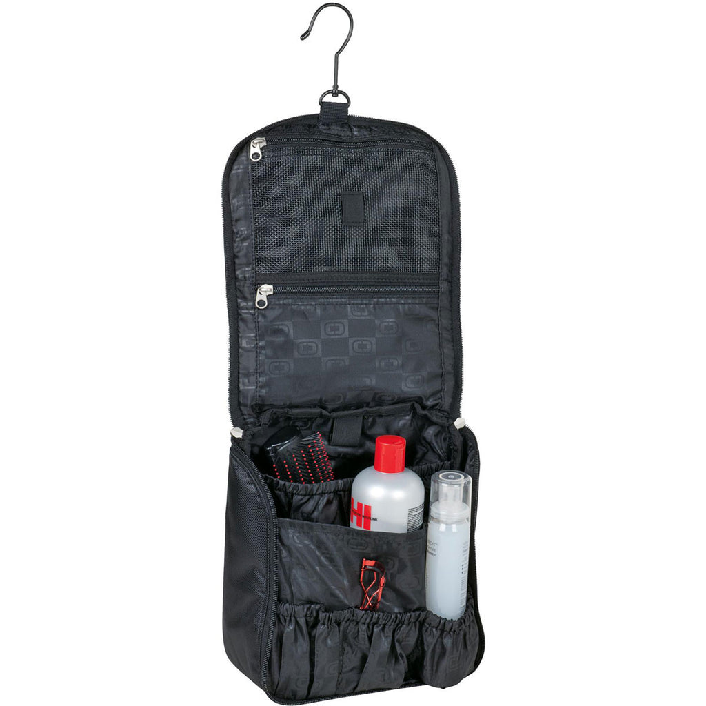 OGIO Black Doppler Travel Bag