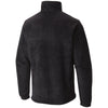 Columbia Men's Black Steens Mountain Full-Zip Fleece