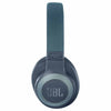 JBL Blue E65BTNC Wireless Noise-Cancelling Over-the-Ear Headphones