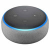 Amazon Heather Grey Echo Dot (3rd Generation) Smart Speaker with Alexa
