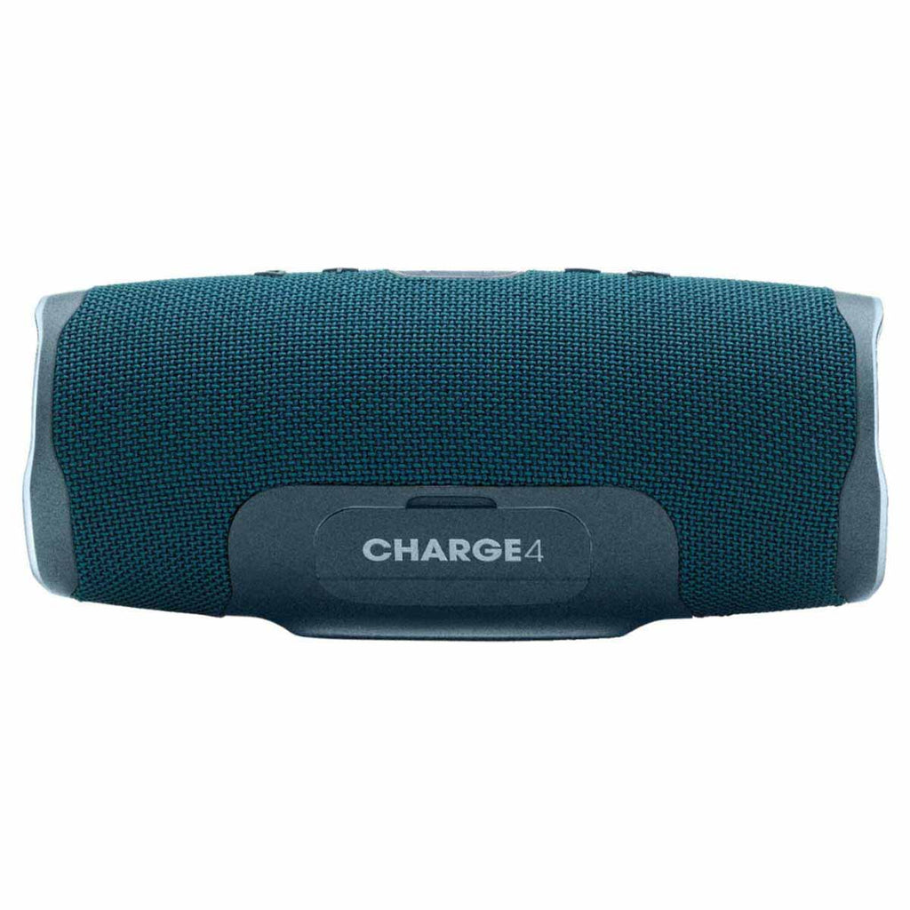 JBL Ocean Blue Charge 4 Portable Bluetooth Speaker