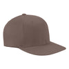 6297f-flexfit-brown-shape-cap