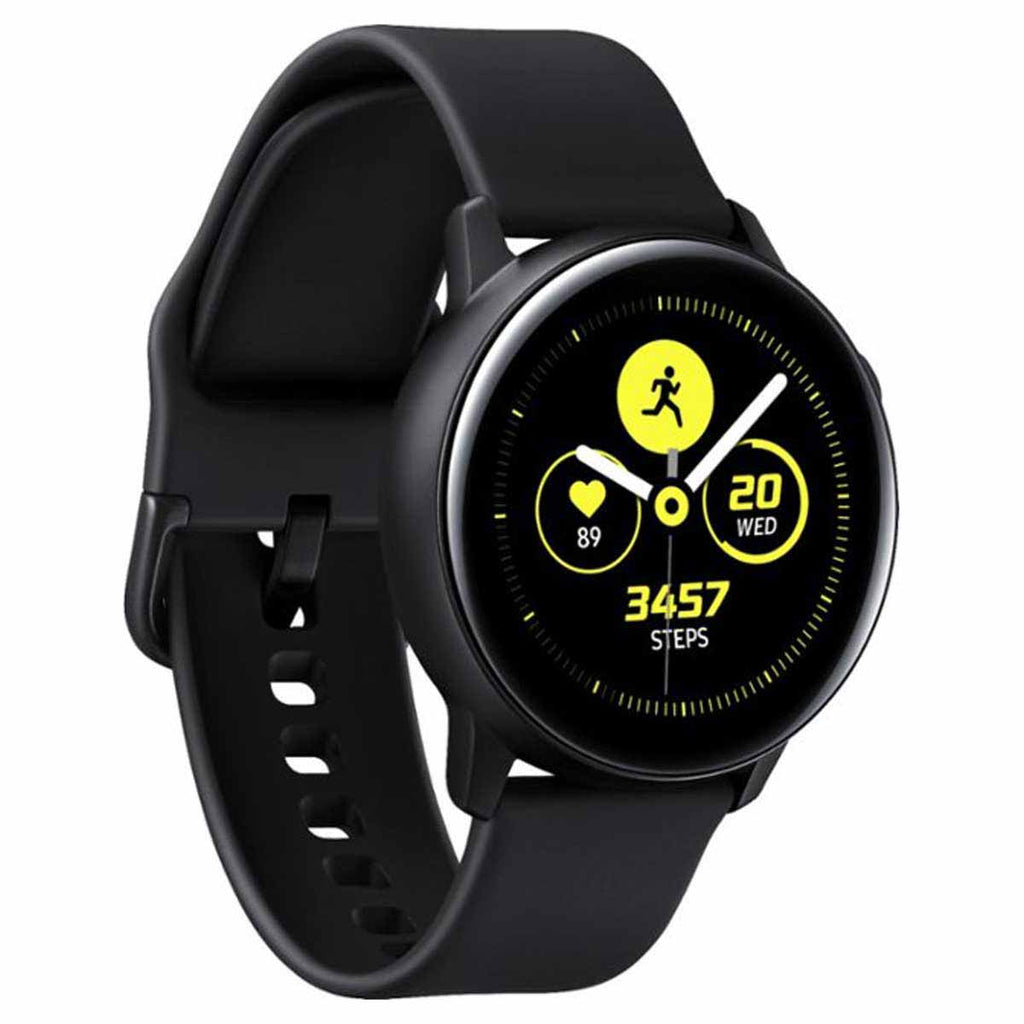 Samsung Galaxy Black Watch 40mm Active Smartwatch