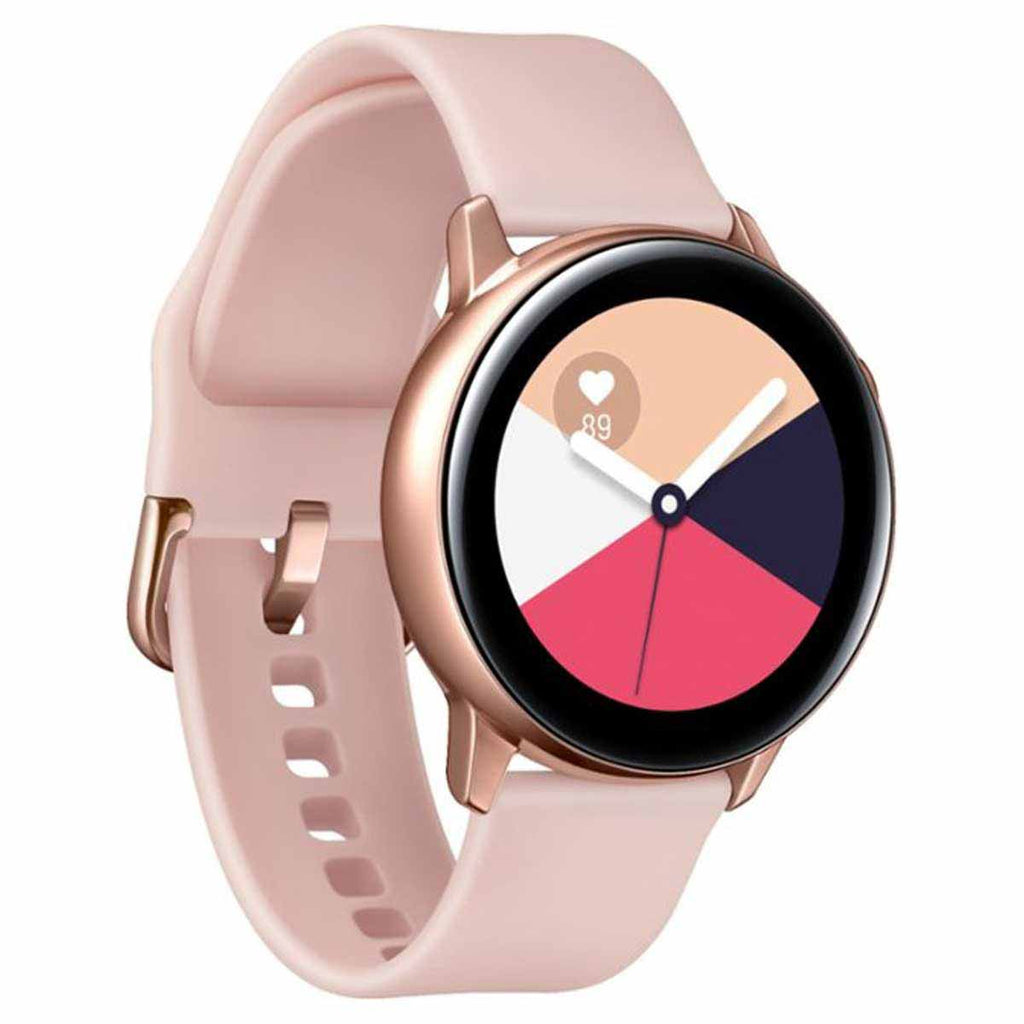 Samsung Galaxy Rose Gold Watch 40mm Active Smartwatch