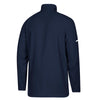 adidas Men's Collegiate Navy/White Team Iconic Long Sleeve Quarter Zip
