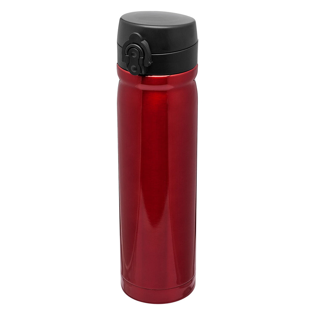ETS Red Vessel Stainless Steel Thermal Tumbler 16.9 oz