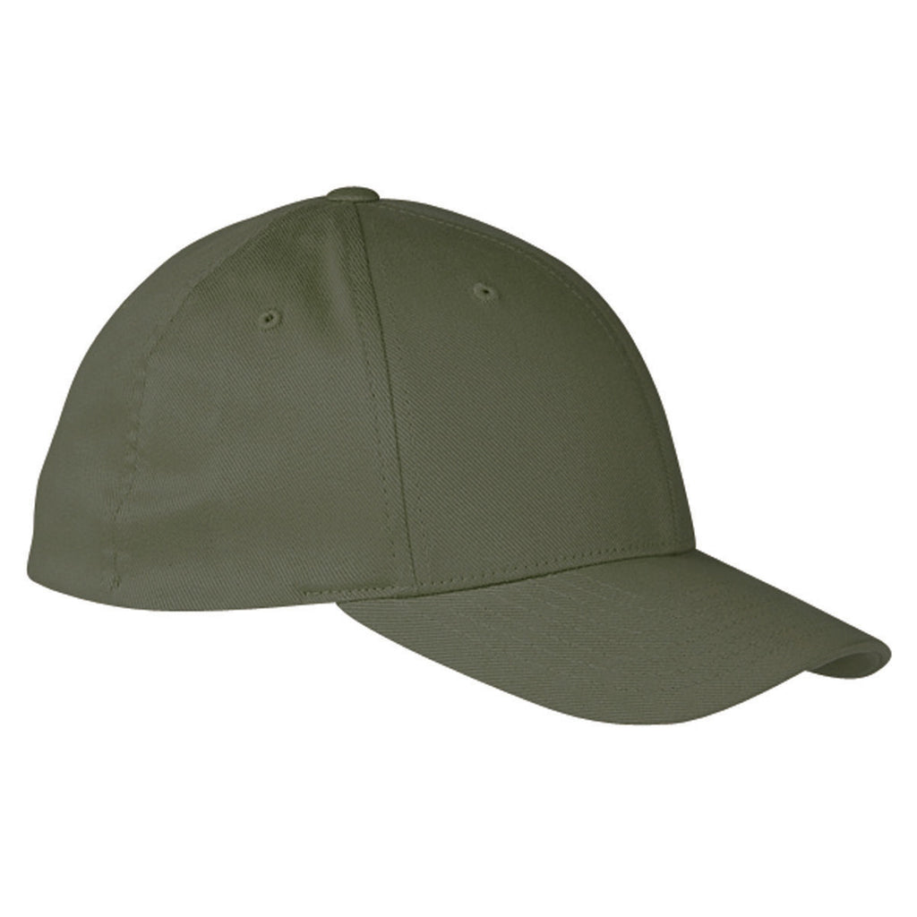 a084afa3e67 Flexfit Loden Organic Brushed Twill Low-Profile Cap