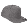 6689-yupoong-grey-wool-cap