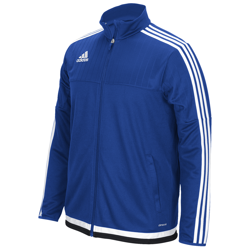 abae2b4d5bf adidas Men's Blue Climacool Tiro '15 Training Jacket. ADD YOUR LOGO