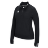 6783-adidas-womens-black-one-fourth-zip