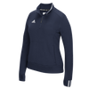 6783-adidas-womens-navy-one-fourth-zip