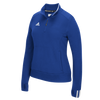 6783-adidas-womens-blue-one-fourth-zip