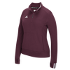 6783-adidas-womens-burgundy-one-fourth-zip