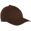 6997-flexfit-brown-twill-cap