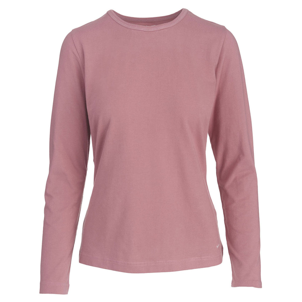 c4c6e65a547 Woolrich Women s Mesa Rose Laureldale Long Sleeve T-Shirt