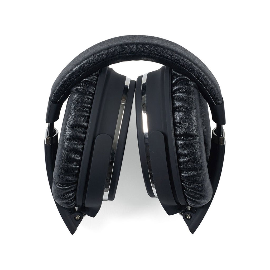 Brookstone Black Noise Canceling Bluetooth Headphones