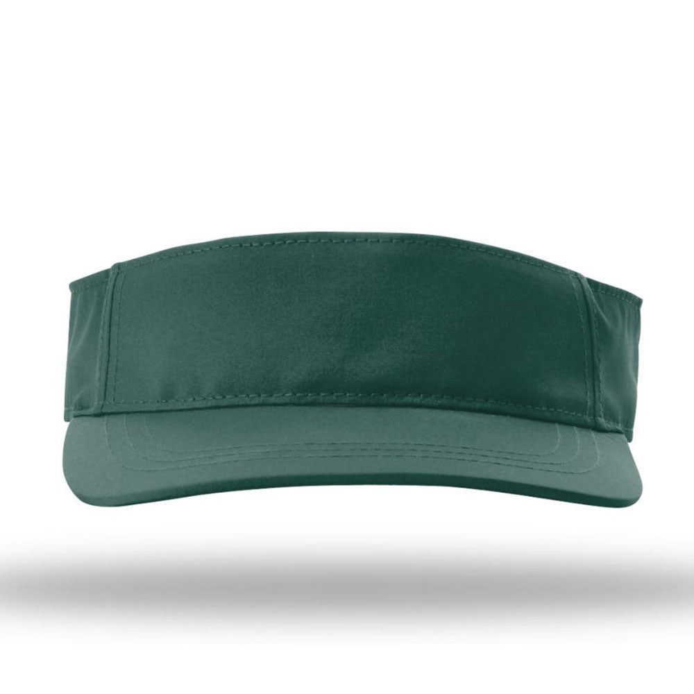 Richardson Dark Green Lite Softball Visor