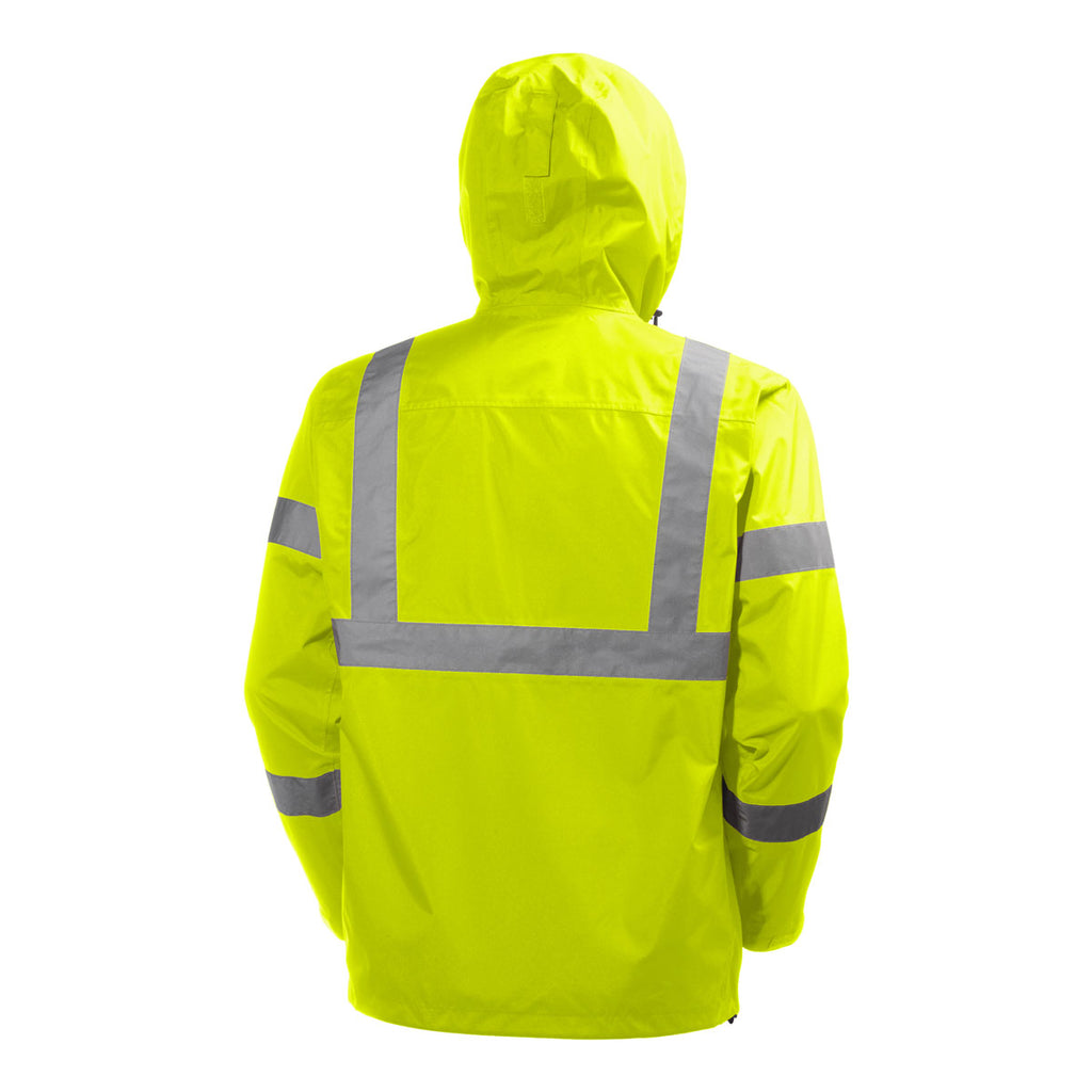 Helly Hansen Men's High Visibility Yellow Alta Shelter Jacket